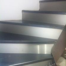 garnissag escalier inox et acier brut