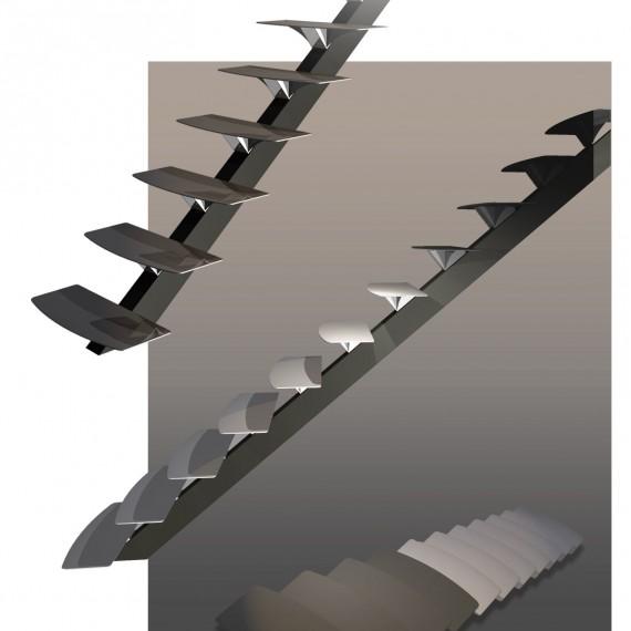 creation escalier design