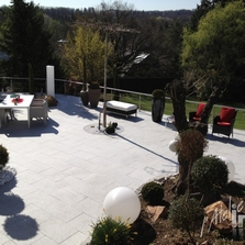 cable inox terrasse luxe