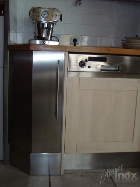 meuble cuisine archives - l'atelier inox - Cuisine Inox Particulier